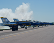 Visit Pensacola Announces the Navy's Blue Angels Homecoming Air Show