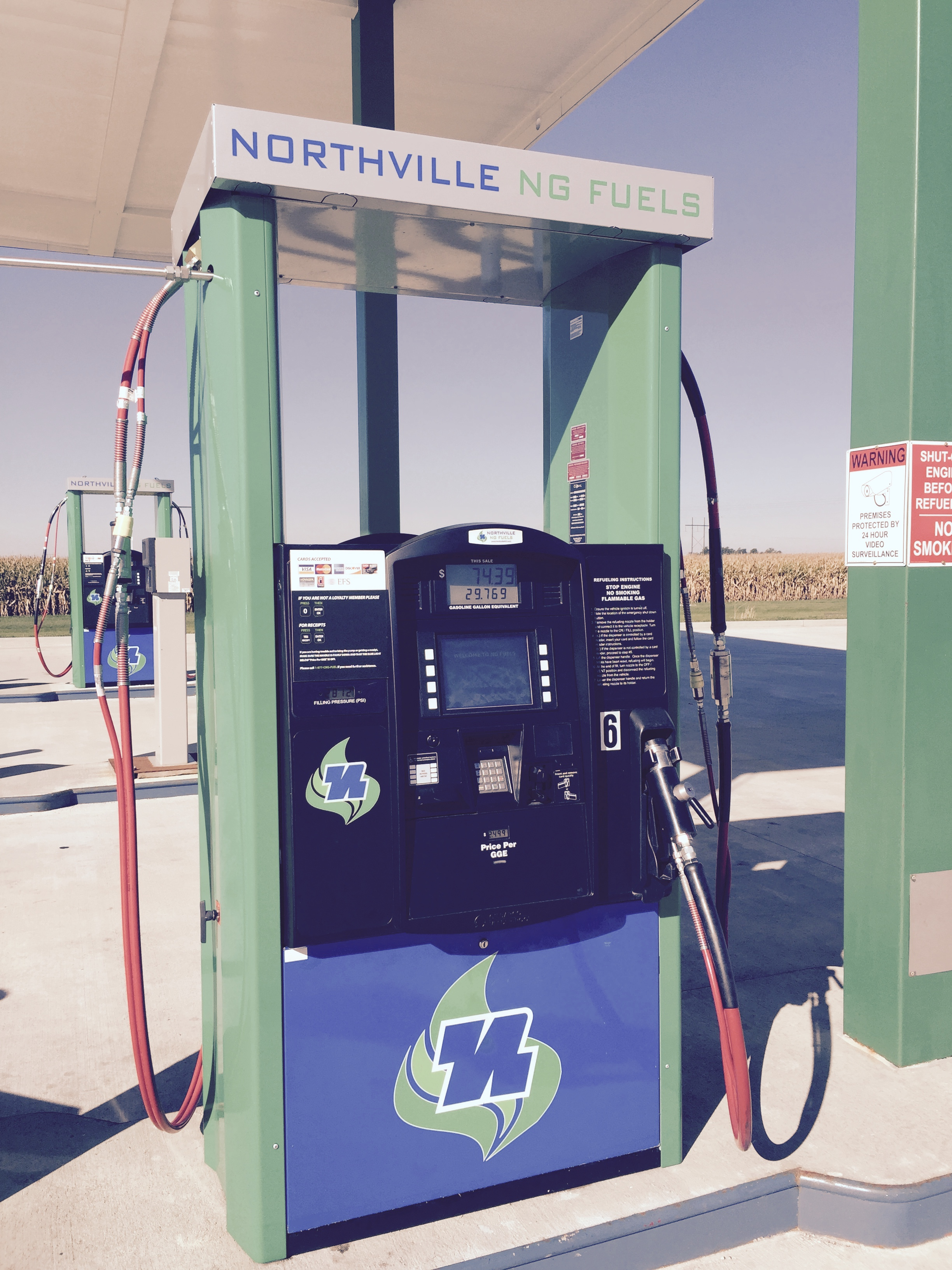 American Natural Gas Acquires Northville Ng Fuels