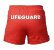 WOMEN'S LIFEGUARD SHORTS
