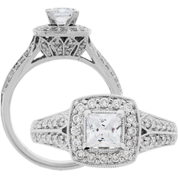 World's Most Romantic Diamond Jewelry