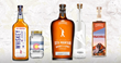 A flight of five samples from Vail's first craft distillery, 10th Mountain Whiskey & Spirits, is part of a new two-night sip-and-stay package from Antlers at Vail hotel.