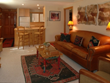 The sip-and-stay package includes two nights in one of the Antlers at Vail hotel's one-bedroom suites, which include a separate living room, kitchen and outdoor balcony.