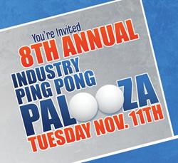 Sapphire Prostate Foundation Ping Pong Pallooza 2014