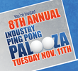 Eighth Annual Ping Pong Palooza at Sapphire Gentlemen's Club to...