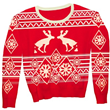 Pooping Moose Sweater from Stupid.com