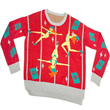 Pole Dancing Elves Sweater from Stupid.com
