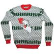 Unicorn Rudolph Sweater from Stupid.com