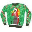 Zombie Santa Sweater from Stupid.com