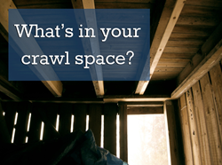 crawl space vapor barrier, Everett WA