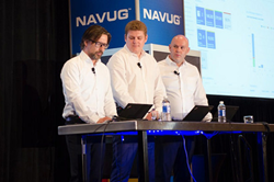 Demonstration of Microsoft Dynamics NAV 2015 at NAVUG Summit 2014