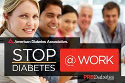 Stop Diabetes @ Work PreDiabetes Centers