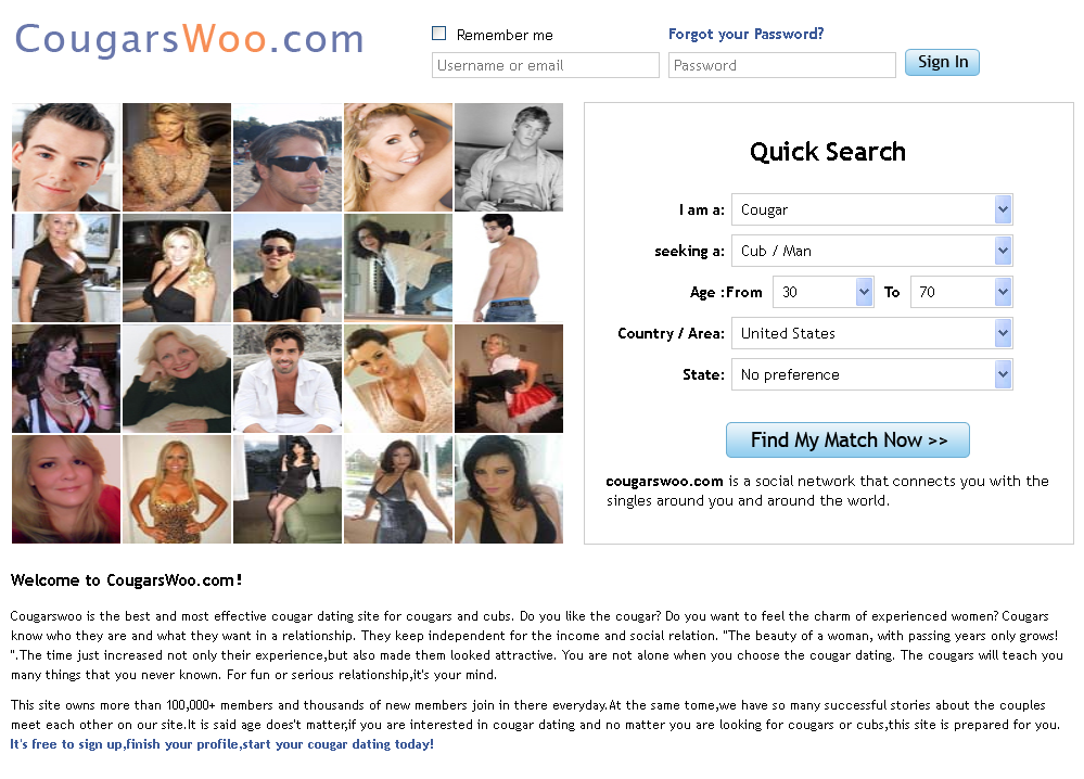 search singles without signing up