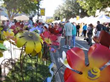 The Great Gulf Coast Arts Festival in Pensacola, Florida