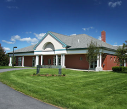 Husson University's College of Business is the largest school of it's kind in Maine.