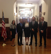 Barry Law Moot Court Team 2014-2015