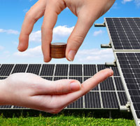 Save With Solar Panels