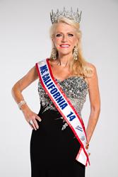 Dr. Gayla Kalp Jackson, Ms. Senior California 2014