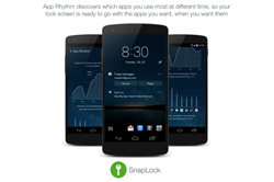 SnapLock Lock Screen for Android