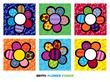Romero Britto - Flower Power