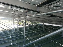 Solar Pipe Rack Fittings