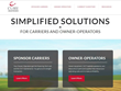 CURE Leasing & Maintenance Launches New Highly Focused Website