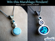 Jewelry Store in Stuart, FL Raffling Off Marahlago Pendant During the...