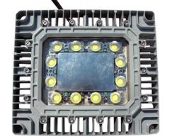 150 Watt LED Explosion Proof Light that produces 12,500 lumens of light
