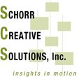 Marketing Research and Strategic Consumer Insights Experts Join Together to Re-Launch Schorr Creative Solutions, Inc.
