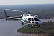 Airbus Helicopters Inc. Showcases Market-leading AS350B3e AStar Helicopter for Law Enforcement at IACP 2014