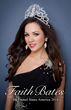 Faith Bates - Pallone - Ms. United States America 2014