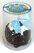 Bite into a Cookies 'n Cream Chocolate Apple from www.tasteeapple.com.