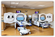 Hyperbaric Medicine incorporates a specially designed chamber in which a patient can be treated at great atmospheric pressure while breathing pure oxygen.