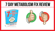 7 Day Metabolism Fix: Review Examining Mike Whitfield's Program Released