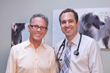 Dr. Gary Johnson and Dr. Rand Spongberg, Dana Niguel Veterinary Hospital