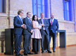 Catapult CEO presents award to UK Copernicus Masters Winner