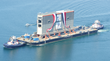 Panama Canal Expansion One Step Closer Thanks to Gate Transport Aboard...
