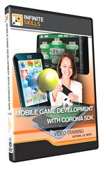 "Infinite Skills' ""Mobile Game Development With Corona..."