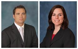 Joseph J. Russell, Jr. and Cheryl E. Connors of Wilentz, Goldman & Spitzer's Family Law Team