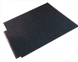 Carpet mats can be seamed or trimmed to fit any size or shape