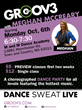 GROOV3 with Meghan McCreary at M&M Dance Academy!