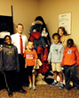 Local Chiropractic Office Donates 50 Winter Coats to Local Foster...