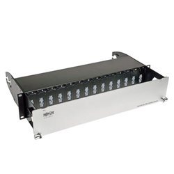 Tripp Lite High-Density Fiber Solution Enclosure Panel