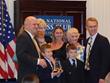 Office Pride of Virginia Beach receives the Office Pride Half Million Dollar Award
