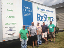Wayne Homes Partnering with Habitat for Humanity
