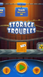 "New No-Cost Pick-up-and-Play Arcade Game ""Storage Troubles"" from Rock'n'Glory Studio is a Simple & Fun Test of Reactions, Timing & Concentration"