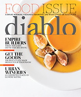 Diablo magazine November cover