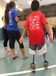 Young Participant Exposed to the Sport of Judo at DisAbility Sports Festival