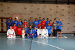 Coaches, Instructors, Volunteers and Participants at DisAbility Sports Festival
