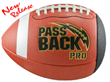 Football Training Aid Leader Passback Sports Adds New Models for 2014...