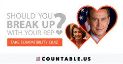 Congressional Accountability Quiz